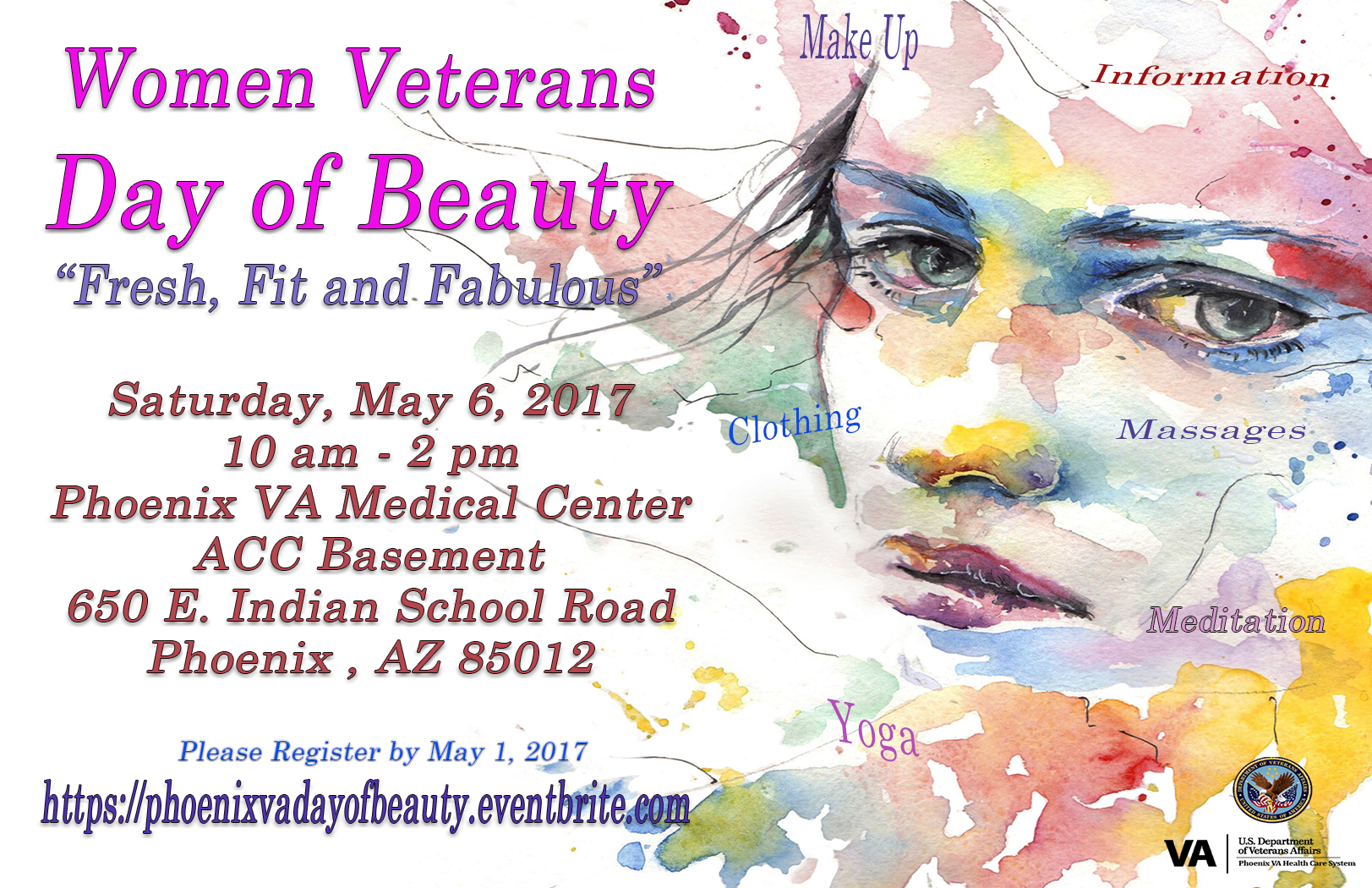 veterans first ltd women veterans day of beauty u2013 may 6 2017